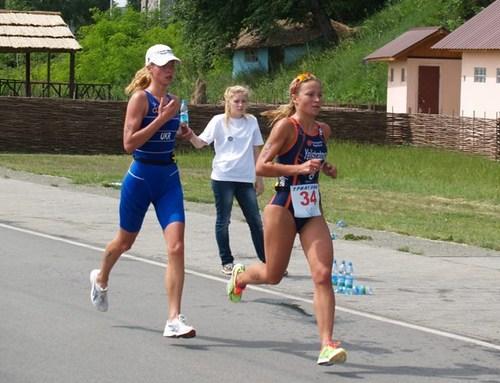 Чемпионат Украины по триатлону