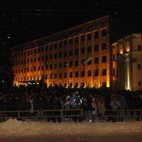 Общество: В Житомире до полуночи пикетировали облсовет, захвата не произошло. ФОТО. ВИДЕО